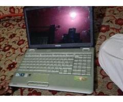 Toshiba Laptop 2GB Ram Negotiable price 500GB HD For Sale In Rawalpindi