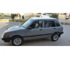 Suzuki Khyber Model 1991 Powerful engine New Tyre for Sale in Sahiwal