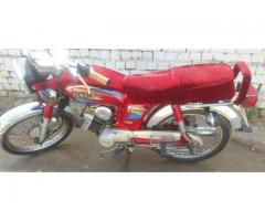 Yamaha Royal Model 2011 Comfortable Seat VIP Number Sale In Rahimyar Khan