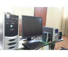 Dell Desktop Computer Core 2 Duo Processor 1GB Ram For Sale In Karachi