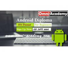 Digital Marketing - Certified Android Developer