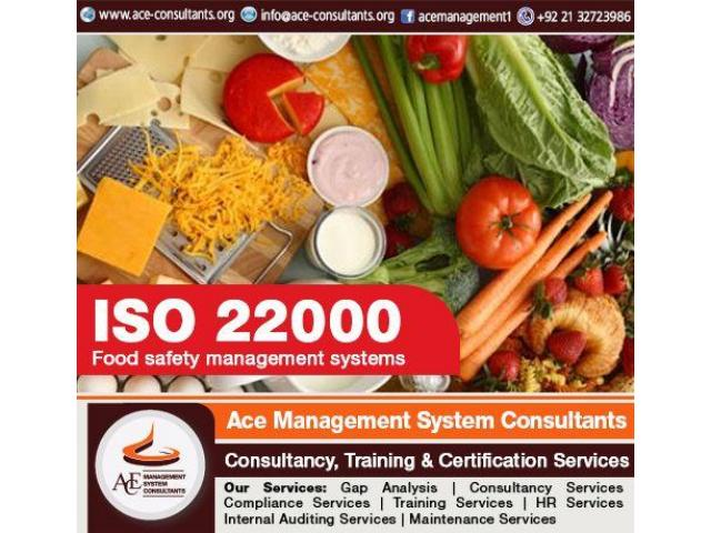 Food Safety System Certification Training Services Available In Karachi