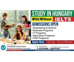 Universities in Hungary and study in Hungary - International Student