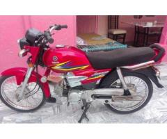 Yamaha Janoon Model 2010 Red Color Powerful Engine Sale In Rahimyar Khan