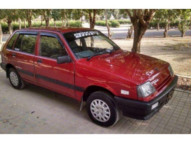 Suzuki Khyber Model 1990 Red Color New Seats And Battery Sale In