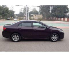 Toyota Altis Manu Transmission Leather Seats Model 2012 Sale In Bahawalnagar