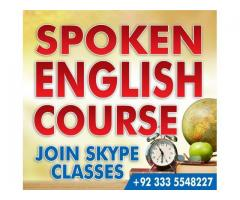 Speak English In just Three Months (Online)