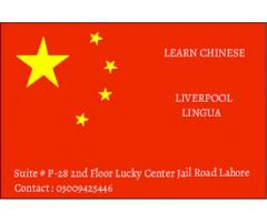 Chinese Language, Korean, Japanese Language by Liverpool Lingua Lahore