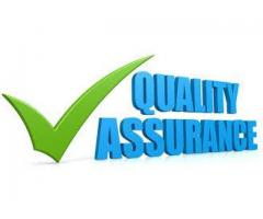 Quality Assurance Officer Required In Pharmaceuticals Manufacturing Company