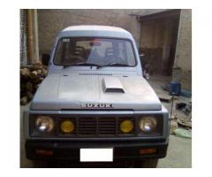 Suzuki Japaneses Jeep Fully Modified Model 1989 For Sale in Dera Ismail Khan