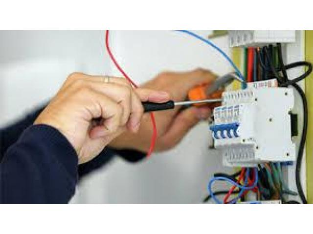 Electrician Staff Required Urgently For Construction Building Project In Lahore