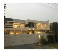 2 Kanal Luxury House Double Storey for Sale in DHA Lahore Phase 1