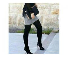 Black Opaque Stocking For Girls Black Color Get It Through Home Delivery
