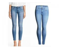 Ladies Stylish Jeans Pure Fabric Quality with Free Home Delivery In Pakistan