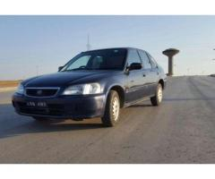 Honda City Model 2003 In Excellent Condition Blue Color Sale In Islamabad