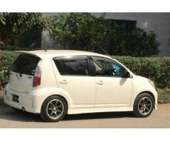 Toyota Passo Latest Features White Color Model 2007 for Sale In Islamabad