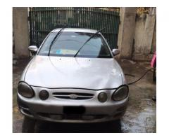 Kia Spectra Silver Color Model 2001 Automatic New Trye For Sale in Lahore