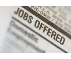 Supervisor And Finance Assistant Required For Our Office In Karachi