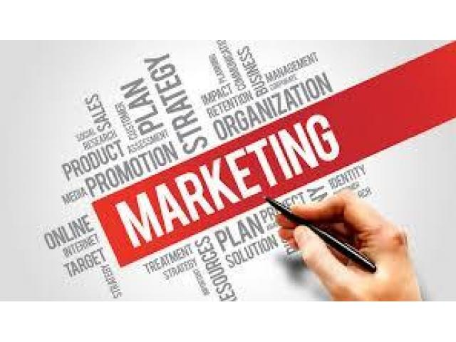 Male And Female Staff Required For Marketing Cosmetic Products In Lahore