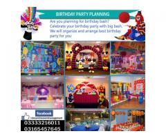 Birthday Party Planning With Streamline Management Services