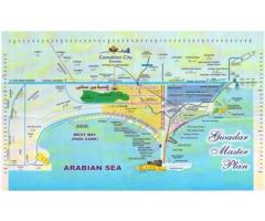 Canadian City Gwadar Residential And Commercial Plots On Easy Installments