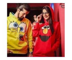 Hoodies For Gents And Ladies In Different Color with Home Delivery