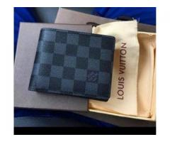 LV Wallet New Design For Gents Pure Leather For Sale With Home Delivery