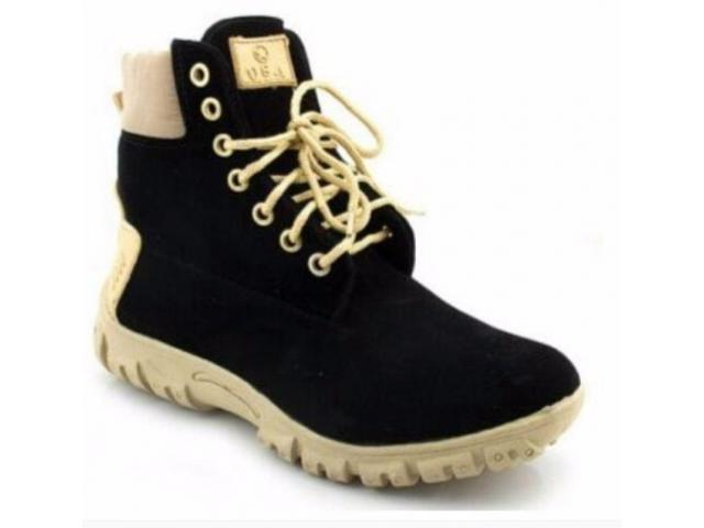 Black Edition Army Brat Shoes In Low Price Get It Through Home Delivery