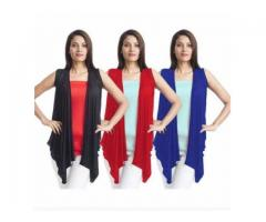 Pack Of Short Shrugs For Ladies In Just 1099 Home Delivery Available