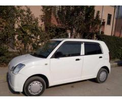 Suzuki Alto Japanese 2006 White Color Good Condition Sale In Muzaffarabad