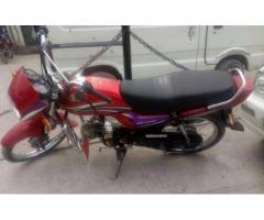 Honda Dream Red Color Excellent Condition Genuine Engine Sale in Abbottabad