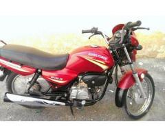 Super Power Bike Red Color 100 cc Model 2012 Available Sale In Abbottabad