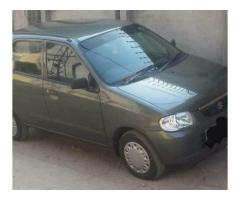 Suzuki Alto Scratch Less Condition Model 2011 Available For Sale In Sargodha