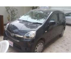 Daihatsu Mira Model 2015 Unregistered Scratch Less Condition Sale in Sialkot