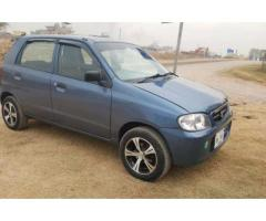Suzuki Alto Brand New Tyre In Excellent Condition Model 2008 Sale In Islamabad