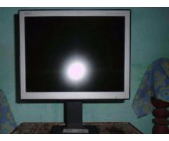 NEC Multi Sync LCD 15 Inches Screen Black Color Available Sale in Haripur