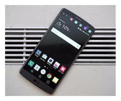 LG V10 4GB Ram Hexa Core Processor Black Color For Sale In Islamabad