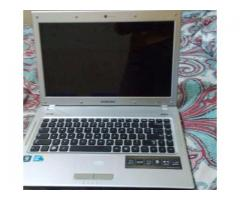 Samsung Laptop 4GB Ram 4 Hours Battery Timing Available For Sale In Lahore