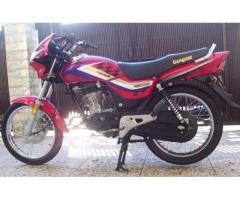 Honda Deluxe 125 Almost New Model 2015 Available For Sale In Islamabad