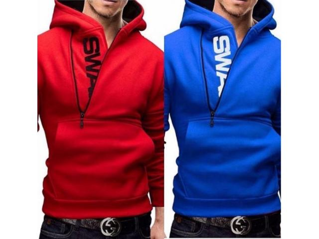 Stylish Swag Hoodies For Gents In Beautiful Colors Home Delivery Available