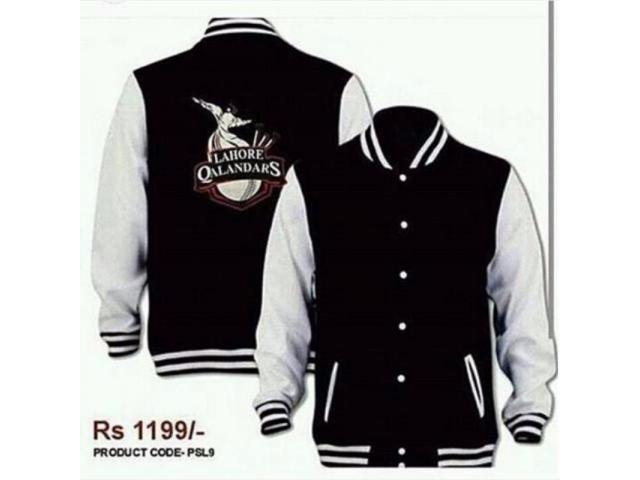 Lahore Qalander Jackets For Gents White And Black Color Cash On Delivery