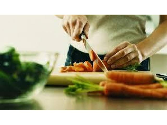 Staff Required Cook, Helper and Delivery Rider For Our Restaurant Karachi