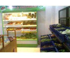 Vertical Chiller sale in Pakistan, Vertical Display Chiller for Supper Store