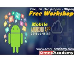 Mobile Apps Development - Android free workshop