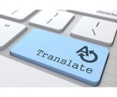 Urdu To English Translator Required For Our Company Attractive Salary Lahore