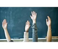 Montessori Teachers (Female) Required For Our Private School In Lahore