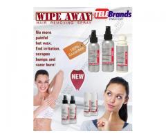 Wipe Away Hair Removel Spray in Islamabad -03215553257 Telebrands
