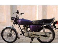 Honda 125 CG Model 2000 Genuine Engine Available For Sale In Abbottabad