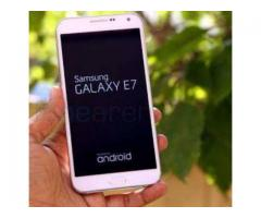 Samsung Galaxy E7 No Fault With Original Charger For Sale In Wah