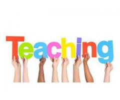 Teaching Staff Male And Female Required For Our private School Karachi